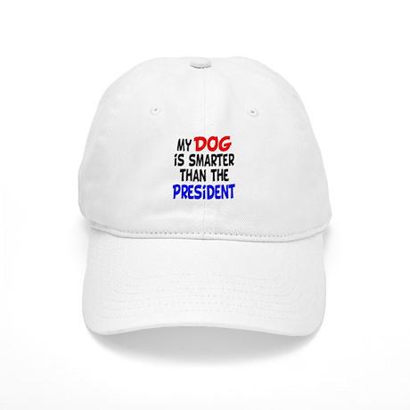 Dog Smarter Than-2 Cap