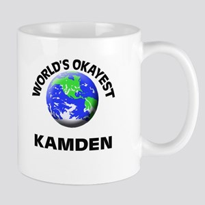 World's Okayest Kamden Mugs