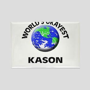 World's Okayest Kason Magnets