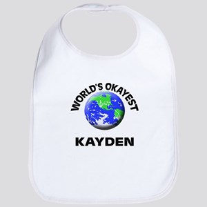 World's Okayest Kayden Bib