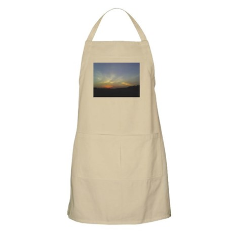 Sunset BBQ Apron