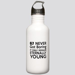 67 Eternally Young Bir Stainless Water Bottle 1.0L