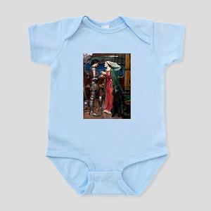 Tristan / Std Poodle(blk) Infant Bodysuit