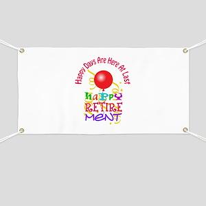 Happy Days Banner