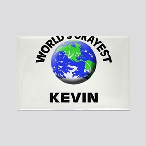 World's Okayest Kevin Magnets