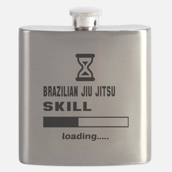 Brazilian Jiu-Jitsu Skill Loading..... Flask