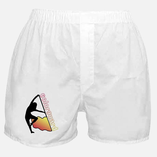 Colorguard Flag Boxer Shorts