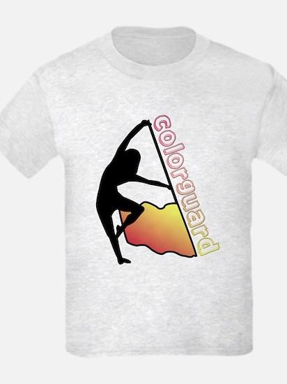 Colorguard Flag T-Shirt