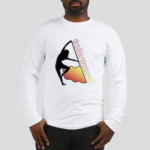 Colorguard Flag Long Sleeve T-Shirt