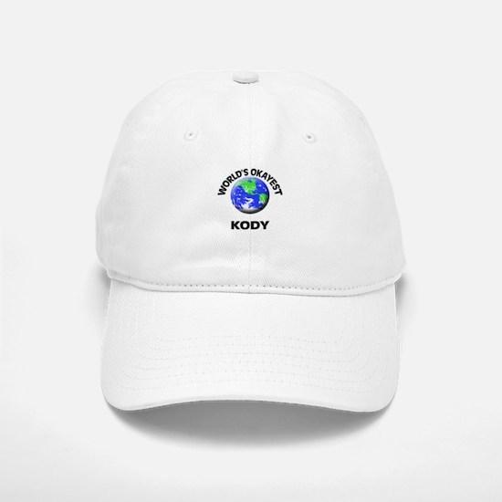 World's Okayest Kody Baseball Baseball Cap