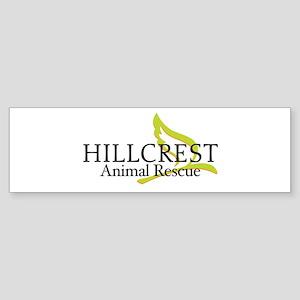 Hillcrest Animal Rescue Bumper Sticker