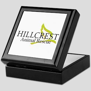 Hillcrest Animal Rescue Keepsake Box