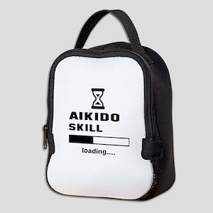 Aikido Skill Loading..... Neoprene Lunch Bag