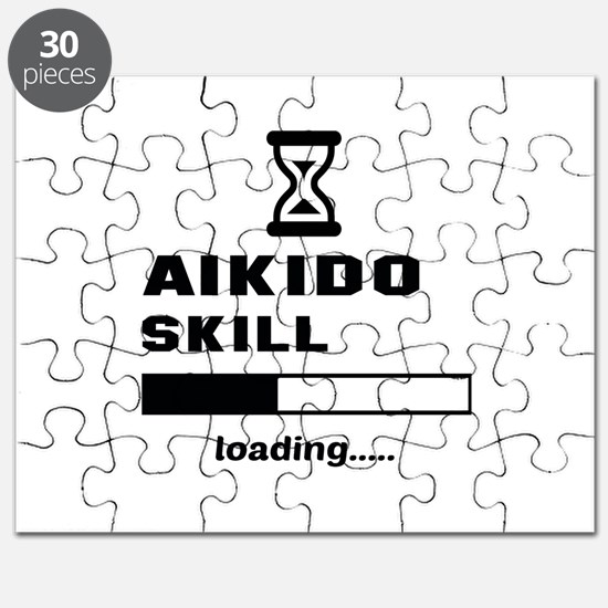 Aikido Skill Loading..... Puzzle