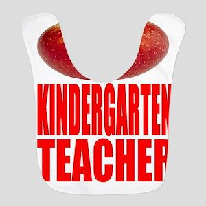 Kindergarten Teacher Polyester Baby Bib