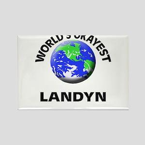 World's Okayest Landyn Magnets