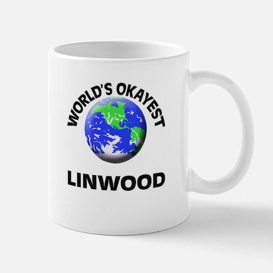 World's Okayest Linwood Mugs