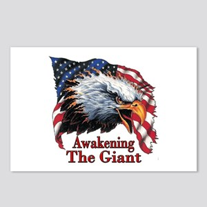Awakening The Giant Postcards (Package of 8)