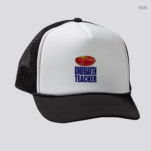 Kindergarten Teacher Kids Trucker hat