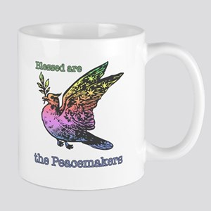 Blessed are the Peacemakers Mug