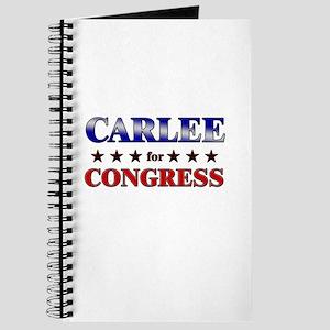CARLEE for congress Journal