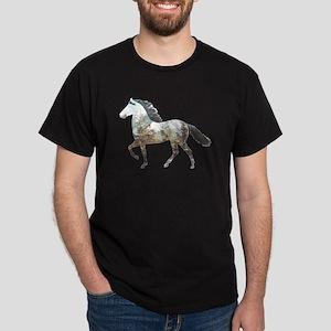Mtn Horses Dark T-Shirt