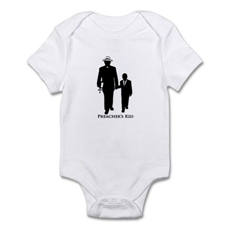Pk (Son) Logo Infant Bodysuit
