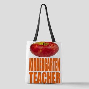 Kindergarten Teacher Polyester Tote Bag