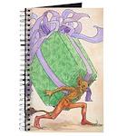 Beware Imps Bearing Gifts Notebook