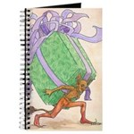 Beware Imps Bearing Gifts Notebook