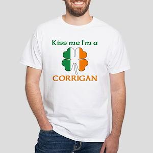 Corrigan Family White T-Shirt