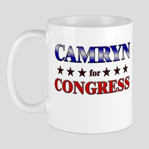 CAMRYN for congress Mug
