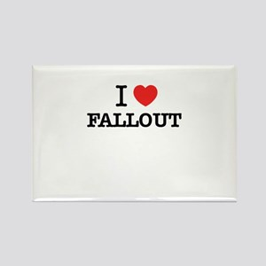 I Love FALLOUT Magnets