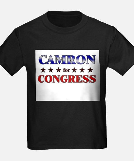 CAMRON for congress T