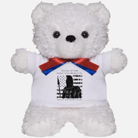 spartan Teddy Bear