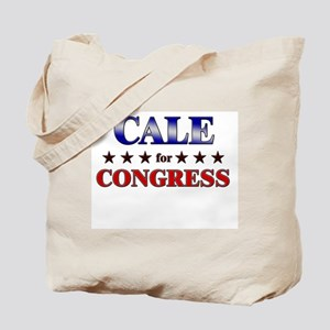 CALE for congress Tote Bag