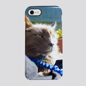 Kitty Spring iPhone 8/7 Tough Case