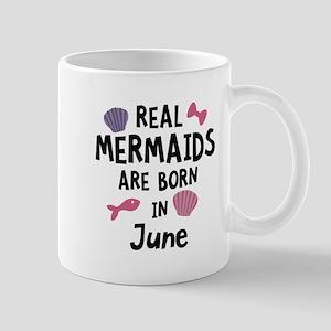 Mermaids are born in June C1757 Mugs