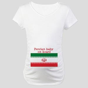 Persian Maternity T-Shirt