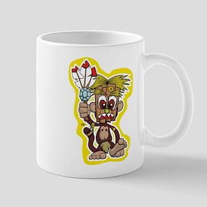 Monkey Shaman Mugs
