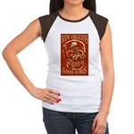 New Orleans Grsi Gris Women's Cap Sleeve T-Shirt