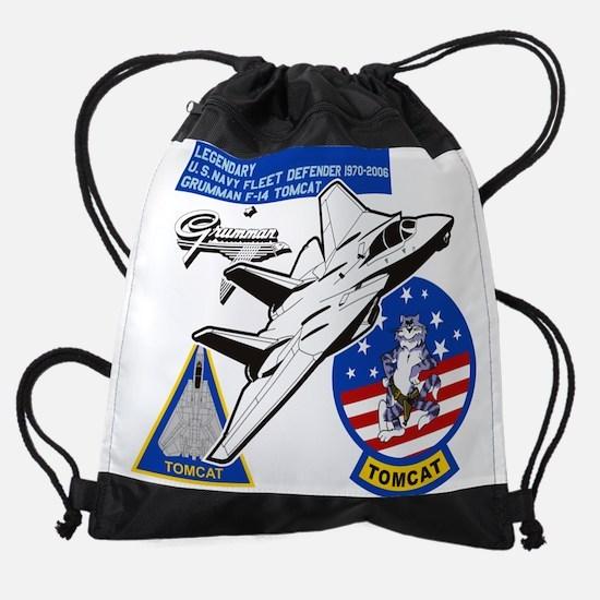 Tomcat Drawstring Bag