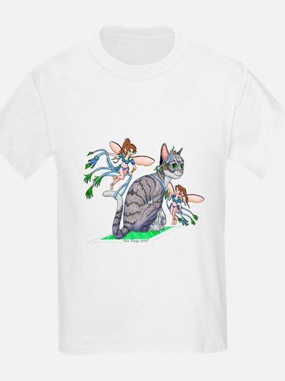 Dress Up Cat T-Shirt