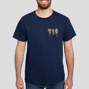 Odin Freyja & Thor Dark T-Shirt