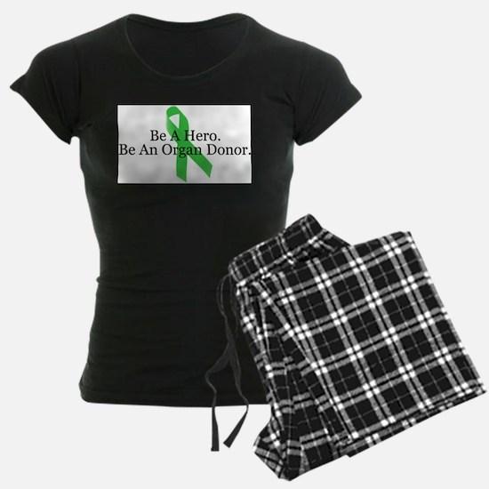 Bold Organ Donor Pajamas