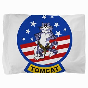 Tomcat Pillow Sham
