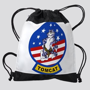 Tomcat Drawstring Bag