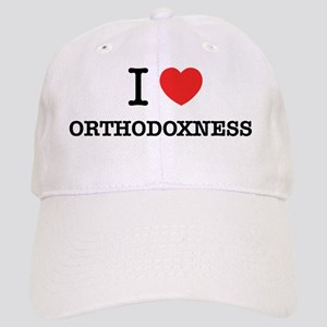 I Love ORTHODOXNESS Cap