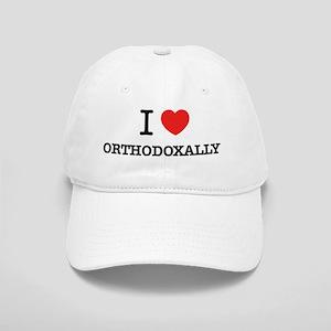 I Love ORTHODOXALLY Cap