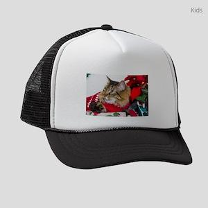 2c76a4ba3e6 Snickers Kids Trucker Hats - CafePress